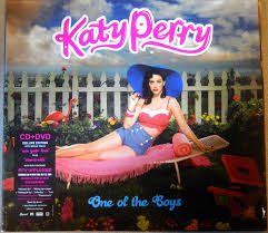 katy perry one of the boys cd album at discogs