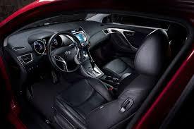 2012 Hyundai Elantra Interior Chicago 2012 More Details Of The 2013 Hyundai Elantra Coupe