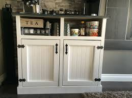 Home Diy Projects by Ana White Shanty Open Shelf Coffee Station Diy Projects