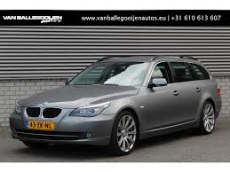 bmw van used bmw 520 touring 520i clima pdc stoelverw xenon 2008 for