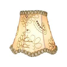 Chandelier Lamp Shades With Crystals Eastlion Simple Modern Manual Fabric Lamp Shade For Crystal Candle