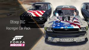hoonigan cars fh3 обзор dlc hoonigan car pack youtube