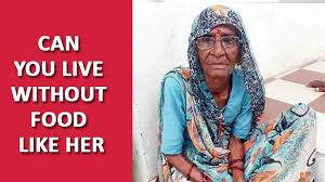 75 year old woman pic not even a grain of rice for 60 years a 75 year old indian woman