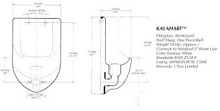 how do waterless urinals work diagram drawing application for mac