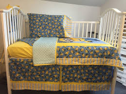 minion despicable me boutique crib mini crib nursery toddler