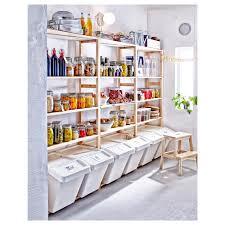 Ikea Pantry Ivar Shelving Unit 35x19 5 8x70 1 2