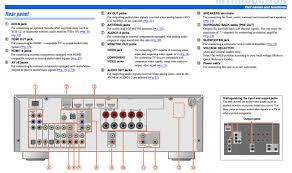 7 1 home theater circuit diagram yamaha rx v467 avs forum home theater discussions and reviews