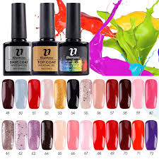 aliexpress com buy blueness top base coat gel nail polish uv gel
