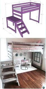 two floor bed floor bed for two floor loft bed with stair