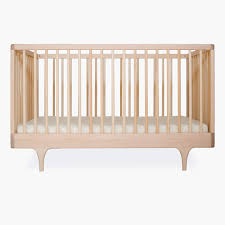 Used Mini Crib by Caravan Crib Modern Solid Wood Convertible Crib Kalon Studios Us
