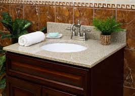 Bathroom Vanities No Sink by Bathroom Add The Elegance Of A Warm To Your Bathroom With Vanity