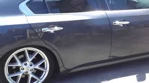 nissan maxima youtube video my mods 7th nissan maxima with megan coilover youtube