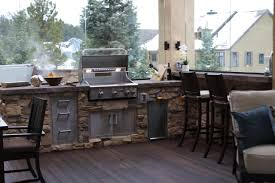 Designs For Outdoor Kitchens by Tips For An Outdoor Kitchen Diy