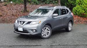 silver nissan rogue 2015 nissan rogue sl awd test drive review