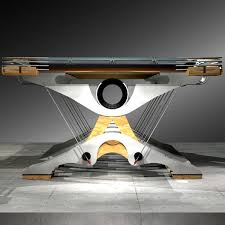 Most Expensive Pool Table The Predator Pool Table The Awesomer