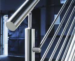 stainless steel stair handrail home design ideas and pictures