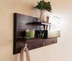 wall mounted coat rack with shelf u2014 modern home interiors wall