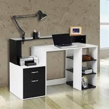 bureau ordinateur bois bureau informatique bois achat vente pas cher cdiscount