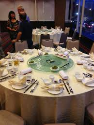 Fine Dining Table Set Up by Gila Makan Oriental Pavilion Revisited