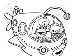 octonauts coloring7 octonauts coloring8