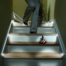 led stair lights motion sensor motion activated stair lights picture of final solution motion