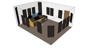 acoustic treatment where to start the recording solution