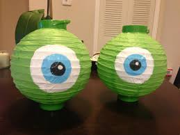 inc baby shower monsters inc party mike w lanterns planning partying