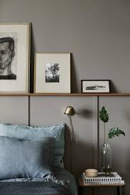 63 best interior trends 2017 images on pinterest design trends the dark grey color fridhemsgatan from alcro makes the bedroom look soft and elegant