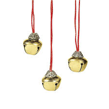 amazon com fun express jingle bell necklaces 1 dozen toys u0026 games