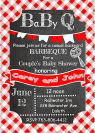 bbq baby shower ideas bbq baby shower invitations templates best 25 coed ba shower