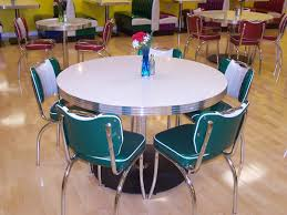Yellow Retro Kitchen Chairs - vinyl slat yellow upholstered retro kitchen table and chairs