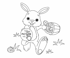 cute bunny coloring pages coloring pages with bunny cute getcoloringpagescom cute easter