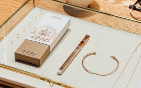 rose gold haute box 9 must have rose gold cannabis accessories leafly