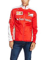 ferrari clothing men ferrari f1 team softshell jacket men s new 2016 softshell jacket