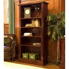 Narrow Mahogany Bookcase by Open Mahogany Bookcase Thesecretconsul Com