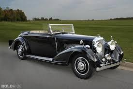 vintage bentley 1937 bentley 4 1 4 litre drophead coupe maintenance restoration of