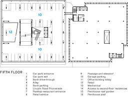 Parking Building Floor Plan 8 Best 1111 Lincoln Road Parking By Herzog Images On Pinterest