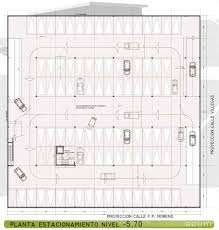 Architectural Layouts Basement Plan Design 8 Proposed Corporate Office Building High