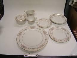 mikasa china dublin 227 vintage japan dinnerware service