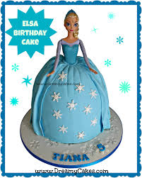 frozen cakes and birthday party ideas