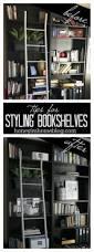 honey i u0027m home 4 tips for styling bookshelves