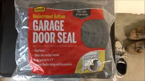 garage door covers style your garage how to diy replace bottom door seal on garage door installs easy