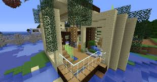 1001 Minecraft House Ideas Modern Beach House Minecraft Project