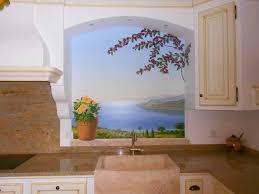 trompe l oeil cuisine décors et fresques en trompe l oeil