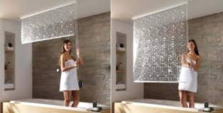 Shower Curtain Tracks Ceiling Mounted Shower Curtain Track Vrboska Hotel