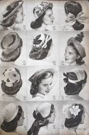 hairstyles late 40 s 1940s teenage fashion girls