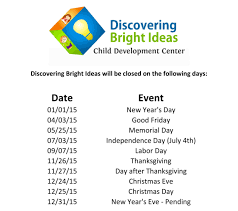 thanksgiving new year messages discovering bright ideas child development center u2013 day care and
