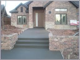 100 poured concrete home entrances accessible university