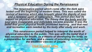 part one historical development of physical education ppt video
