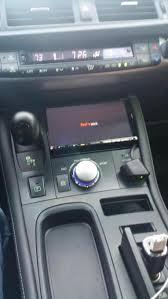 lexus ct200h aftermarket navigation my ct build intro thread